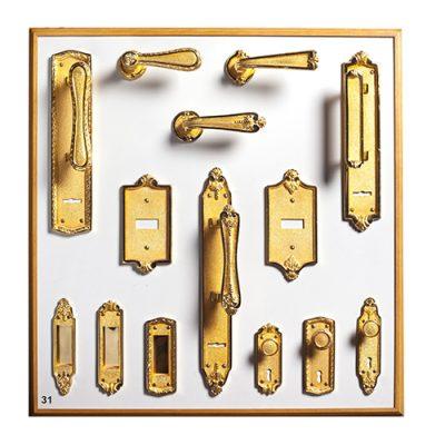 Manijas para puerta y manijones herrajes diagonal for Manijas para puertas