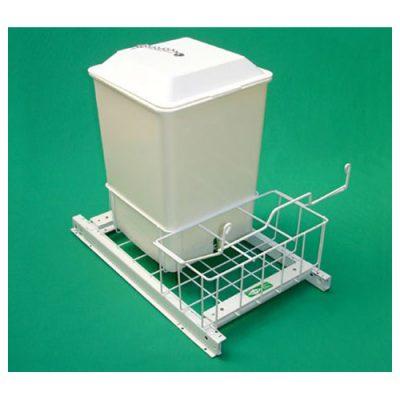 Porta residuos de cocina art. 882-32 balde plástico 019ab8926d03