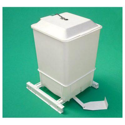 Porta residuos para cocina art. 883-32 balde plástico 1979d7c22b8a