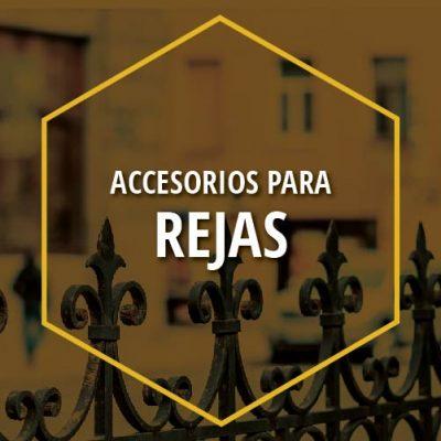 ACCESORIOS PARA REJAS