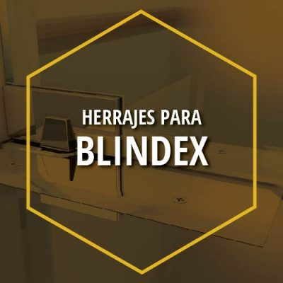 HERRAJES PARA BLINDEX