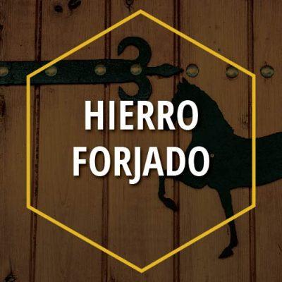HERRAJES EN HIERRO FORJADO
