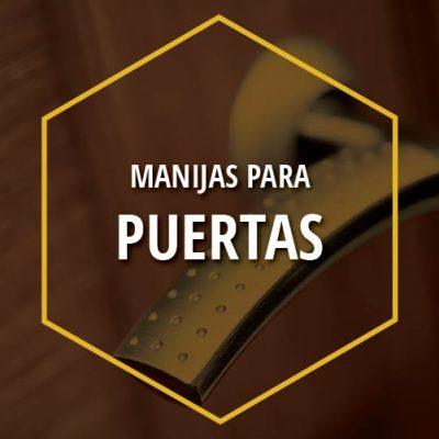MANIJAS PARA PUERTA Y MANIJONES