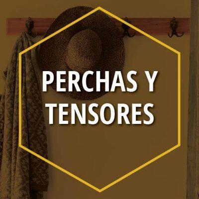 PERCHAS Y TENSORES