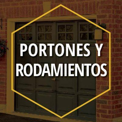 PORTONES Y RODAMIENTOS