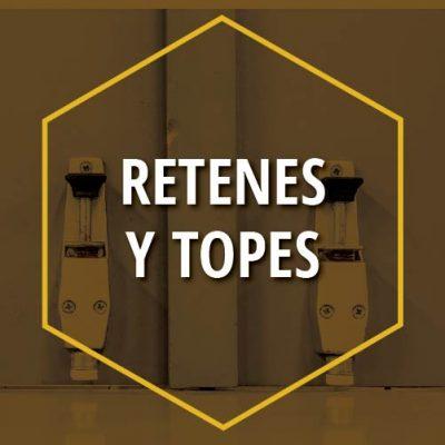 RETENES Y TOPES