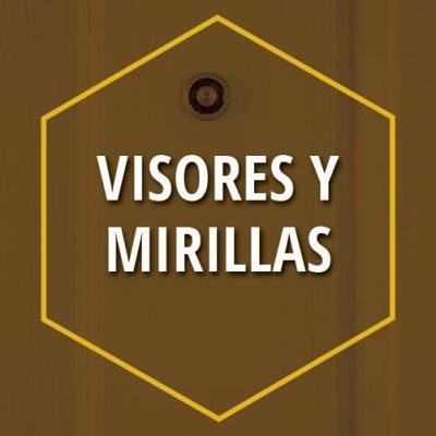 VISORES Y MIRILLAS