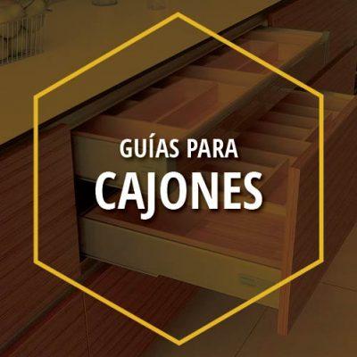 GUÍAS PARA CAJONES