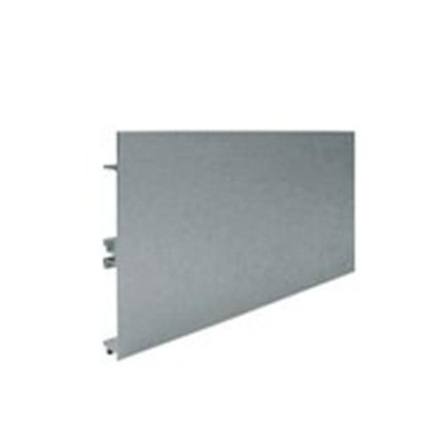 Perfil z calo de 12 cm h fele herrajes diagonal - Zocalos de aluminio para cocinas ...
